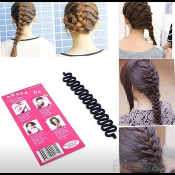 As Seen On Tv Accessories New Magic French Braid Hair Styling Tool Braider Poshmark